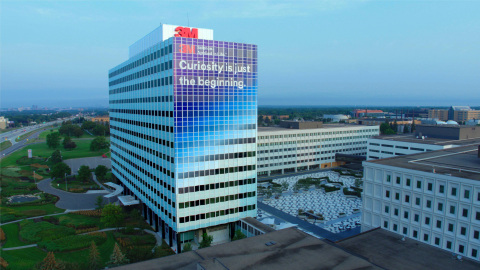 3M global headquarters in St. Paul. (Photo: 3M)