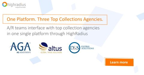 HighRadius launches the Collection Agency Data Exchange (CADE) program (Graphic: Business Wire)