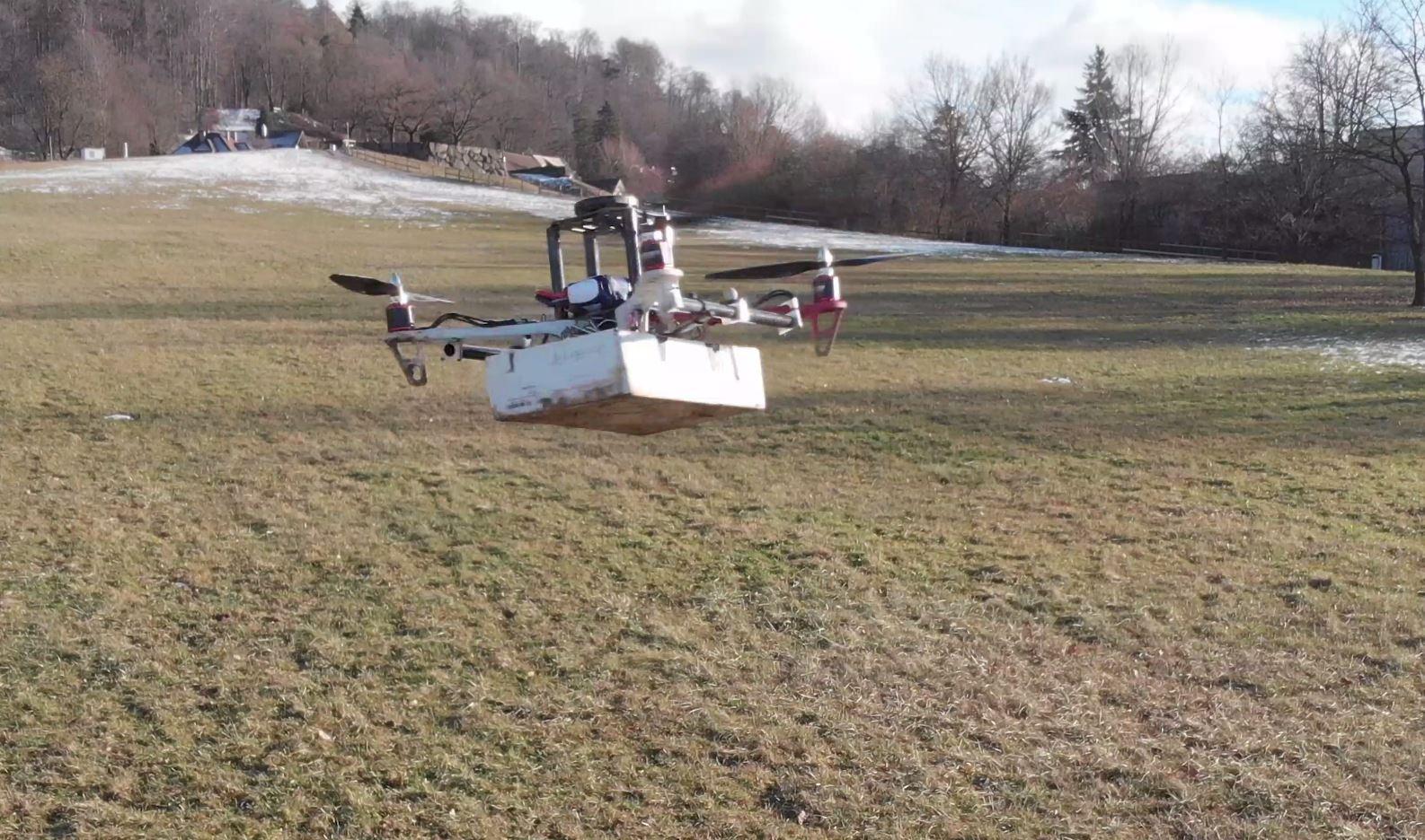Verity Studios Launches Software Algorithm to Make Drones