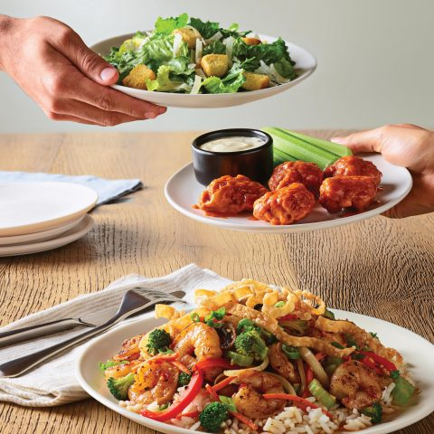 Applebee's® 3-Course Meal is Back! (Photo: Business Wire)