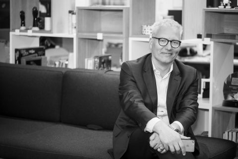 Based in New York, Peter Kolster Hansen joins Accenture Interactive Operations as managing director and worldwide lead of Next Generation Content Services. (Photo: Business Wire)