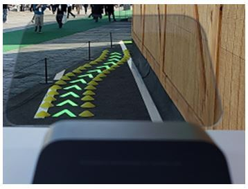 Automobile Heads Up Display (Photo: Business Wire)