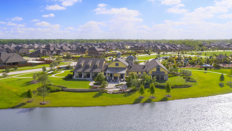 Johnson Development had six communities on lists of the 50 top-selling master-planned communities in the nation, including Sienna Plantation, which was the best-selling community in Texas in 2018. No other developer has had as many communities on the reports, released this year by John Burns Real Estate Consulting and Robert Charles Lesser & Co. (RCLCO). (Photo: Business Wire)