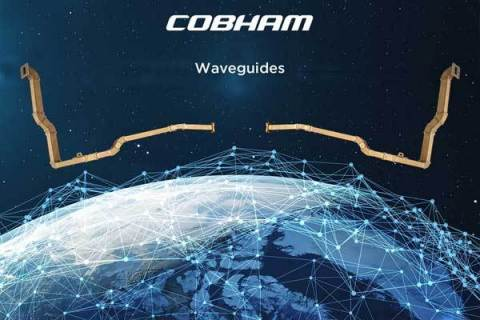 Cobham waveguides and assemblies enable OneWeb Satellites (Graphic: Business Wire)