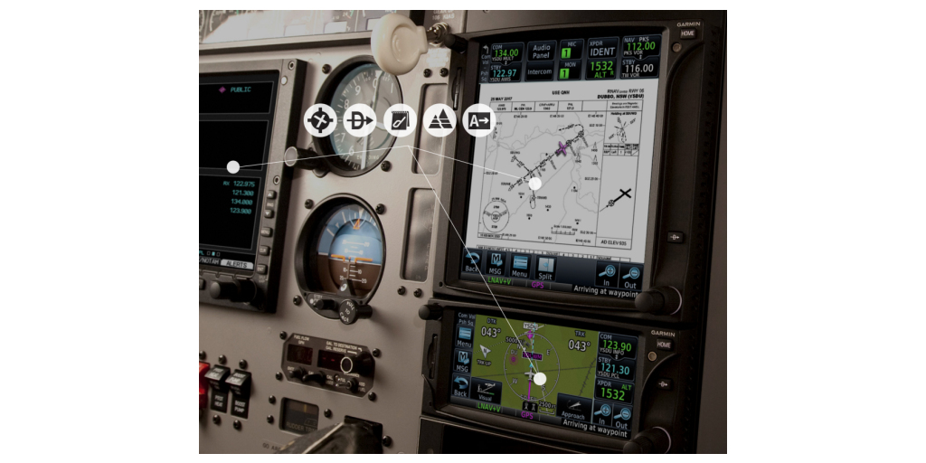 Garmin® expands aviation database coverage and capabilities ... on