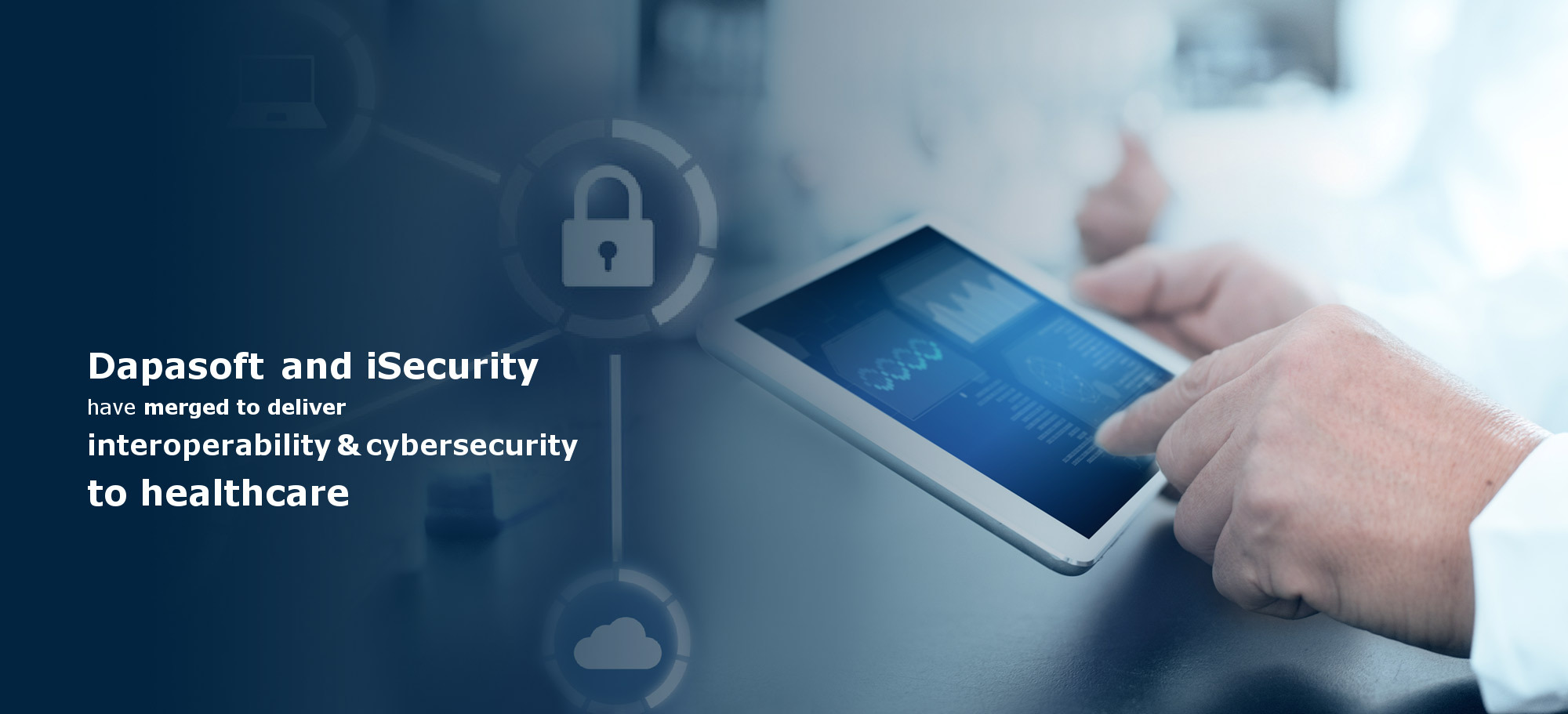 Dapasoft and iSecurity Announce Business Combination