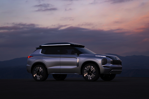 Mitsubishi Motors announces world premiere of the ENGELBERG TOURER and DENDO DRIVE HOUSE concepts at the 2019 Geneva Motor Show. (Photo: Business Wire)