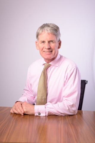 Alan Brown, Group Chief Executive Officer, Vistra. (Photo: Business Wire)