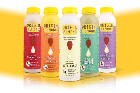 Origin Almond® (Photo: Business Wire)