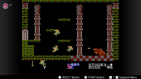 On March 13, classics Kid Icarus™ and StarTropics™ join dozens of other NES games as part of the Nintendo Entertainment System™ – Nintendo Switch Online collection. (Photo: Business Wire)