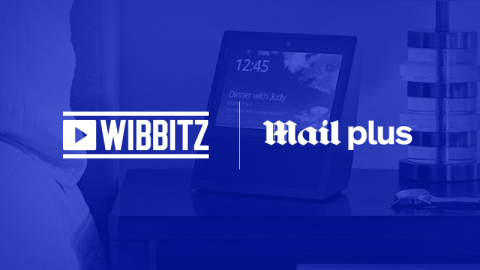 Mail Plus Partners with Wibbitz to Produce Video for Amazon Echo Show (Photo: Business Wire)