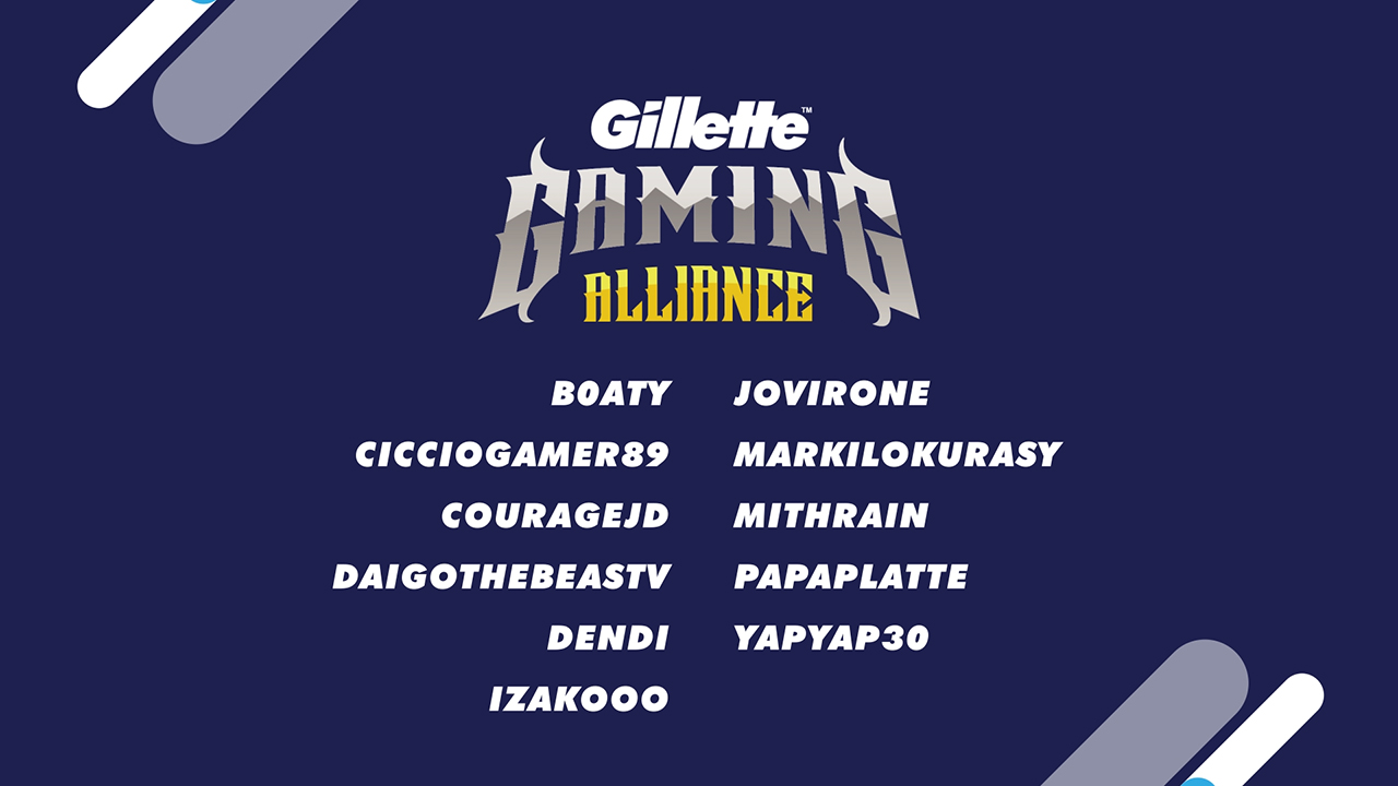 The 2019 Gillette Gaming Alliance