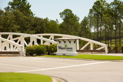 Watersound Origins Entrance (Photo: Business Wire)