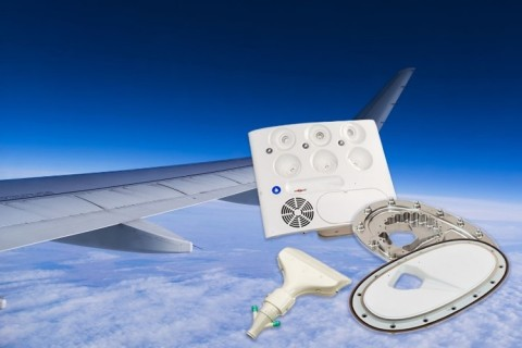 Astronics received a contract award extension from Boeing to produce multiple interior and structura ...