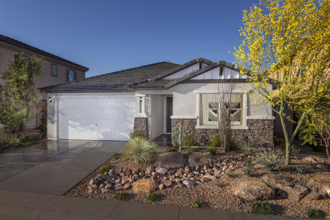 New KB homes now available in Mesa, Arizona. (Photo: Business Wire)