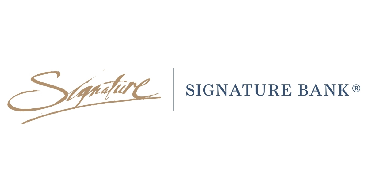 Signature Bank Announces Availability of Materials for 2019 Annual