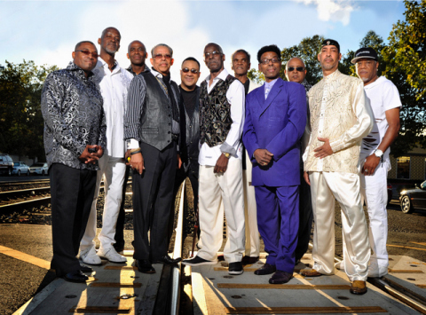 The Ohio Players will perform in The Event Center at Rivers Casino on Saturday, May 4, at 8 p.m. (Photo: Business Wire)