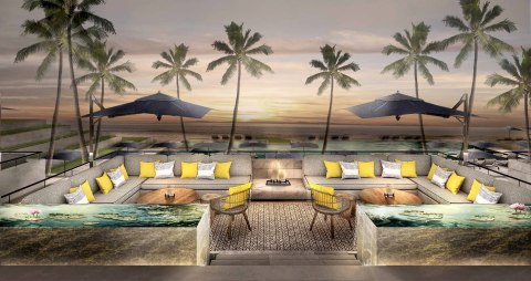 Pool at Park Hyatt Phu Quoc (Photo: Business Wire)