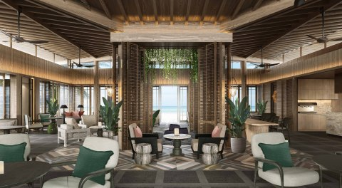 Public area at Park Hyatt Phu Quoc (Photo: Business Wire)