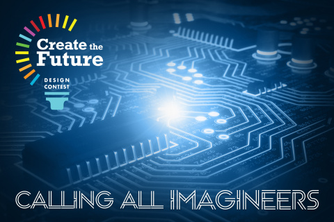 Mouser Electronics is a principal sponsor of the 17th Create the Future Design Contest, a challenge  ...