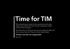 Time for TIM