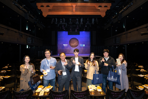 Spark Inspiration with Local Heritage: Sampling local dim sum while enjoying the long tradition of Cantonese opera at the latest Xiqu Centre Tea House. (Photo: Business Wire)