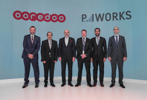 2019 MWC Barcelona, Press Conference (Photo: P.I. Works)
