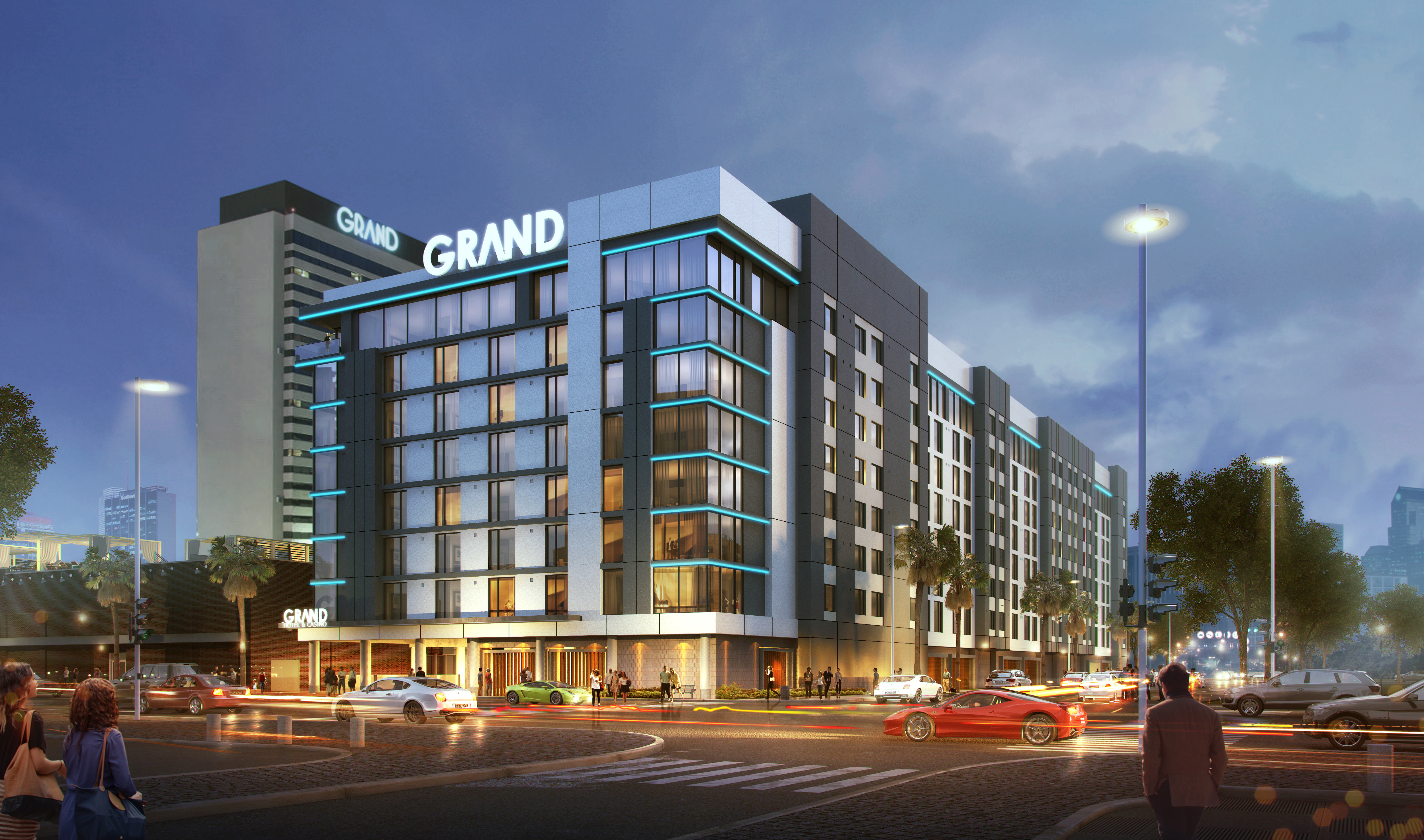 Downtown Grand Hotel & Casino Standardizes on Aruba to Deliver IoT