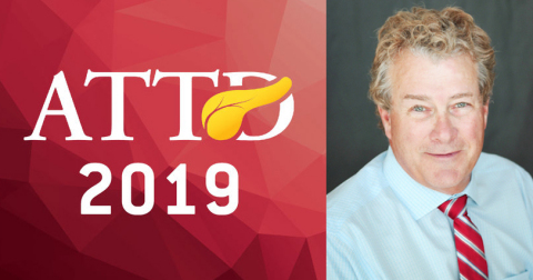 """During his plenary session at the 12th International Conference on Advanced Technologies & Treatments for Diabetes (ATTD 2019), Dr. Bruce Bode stated the following regarding glucose management for hospitalized patients: """"I fully envision that computerized systems will become the standard of care, because they serve the best interest of patients and providers, and they save money."""" (Photo: Business Wire)"""