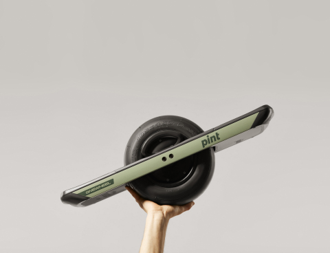 Future Motion, maker of the popular Onewheel electric boards, today introduced the revolutionary new Onewheel Pint, the lightest and most affordable Onewheel ever. (Photo: Business Wire)
