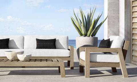 RH Outdoor 2019 Bonaire Collection by Piet Boon (Photo: Business Wire)
