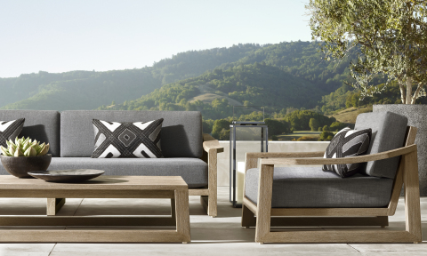 RH Outdoor 2019 Sebastian Collection by Mario Ruiz (Photo: Business Wire)