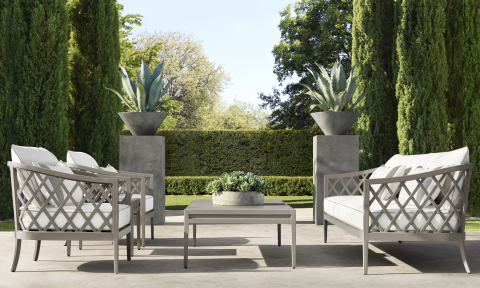RH Outdoor 2019 Greystone Collection by Ann Marie Vering (Photo: Business Wire)