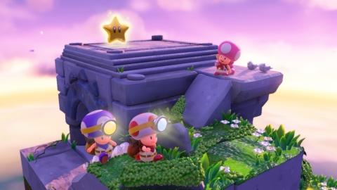 The Captain Toad: Treasure Tracker – Special Episode DLC is coming to the Captain Toad: Treasure Tra ...
