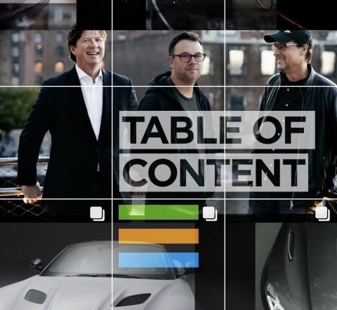Partners - Terry Martin, Tom Drymalski, and Rick Knief. (Graphic: Business Wire)