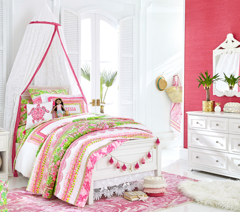 Lilly Pulitzer for Pottery Barn Kids (Photo: Business Wire)