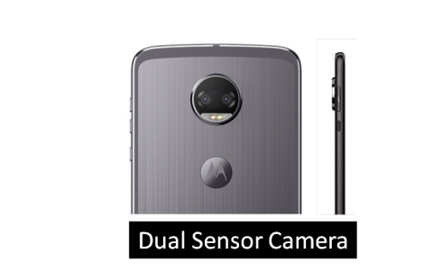 moto Z2 force smartphone (Graphic: Business Wire)