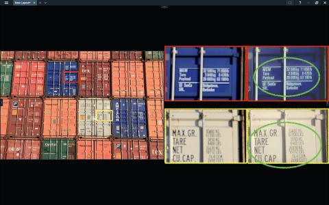 Industrial Computer Vision Automation - Transportation/Logistics/Robotics/Retail (Graphic: Business Wire)