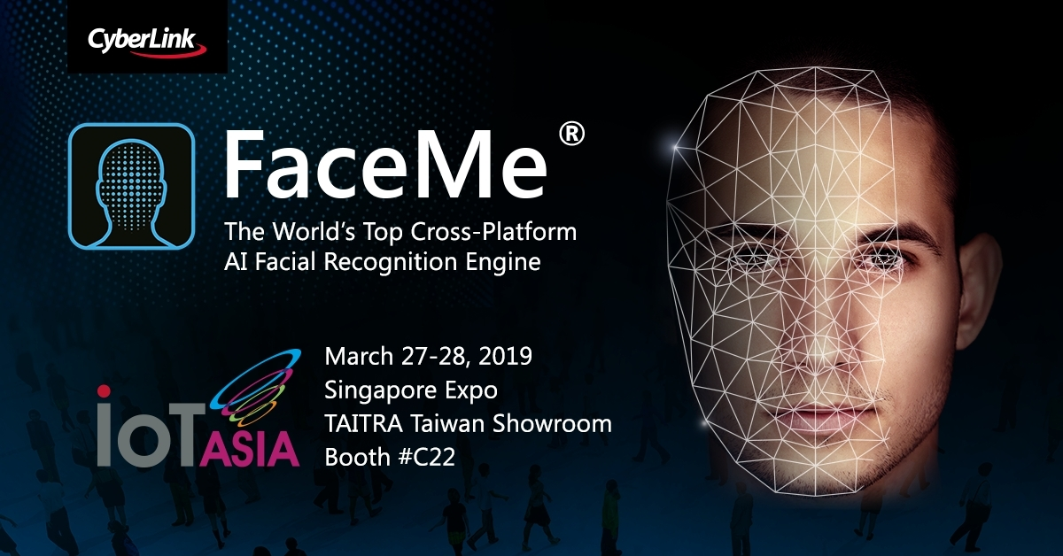 CyberLink to Showcase Award-winning AI Facial Recognition Engine