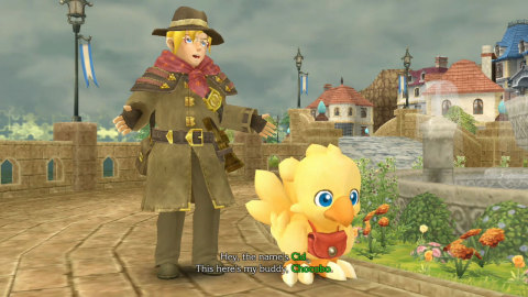 The Chocobo's Mystery Dungeon EVERY BUDDY! game is available March 20. (Graphic: Business Wire)