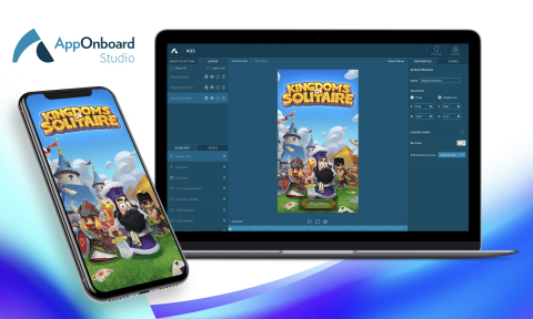 AppOnboard Studio: Create App Demos in an Instant (Graphic: Business Wire)