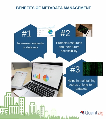 A comprehensive guide to metadata management. (Graphic: Business Wire)