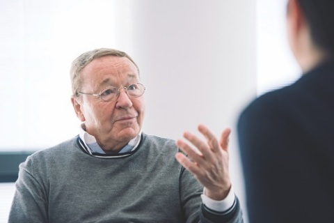 Wolfgang Marguerre, Octapharma CEO and Chairman (Photo: Business Wire)