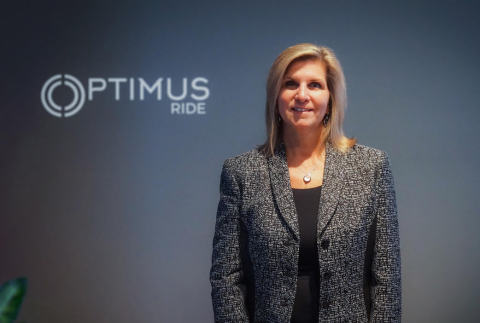 With more than 20 years of team-building experience, Renee Kennedy is well suited to scale Optimus Ride's team and bring key engineering talent onboard as the company deploys its self-driving vehicle systems at new sites across the country. (Photo: Business Wire)