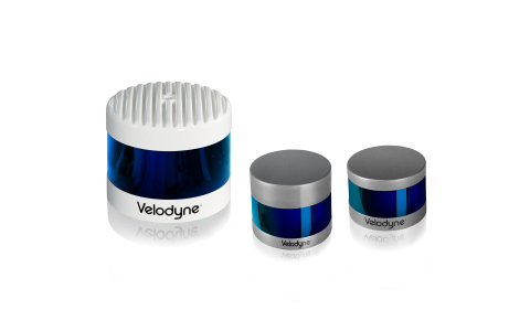 Velodyne's lidar sensors provide an industry-leading combination of long range, high resolution, and wide field of view. (Photo: Business Wire)