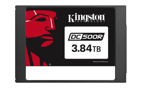 Kingston Technology launches new Data Center DC500R optimized for read-intensive applications. (Graphic: Business Wire)