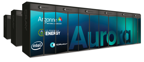Intel will deliver the Aurora supercomputer, the United States' first exascale system, to Argonne Na ...