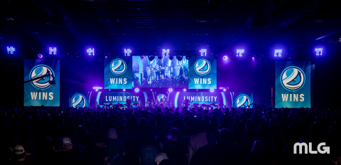 Luminosity Gaming Victorious at CWL Fort Worth (Photo: Business Wire)
