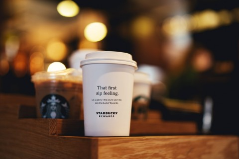 Starbucks announced a suite of enhancements coming to its rapidly-growing Starbucks® Rewards™ loyalty program. (Photo: Business Wire)