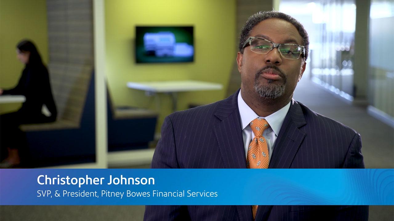 Pitney Bowes/Genpact Partnership